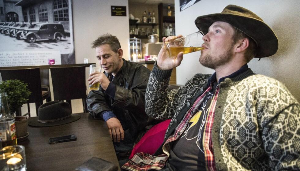 SUKSESS: Leif Einar Lothe og kompanjongen Joar Førde har gjort stor suksess med «Fjorden cowboys». I 2014 vant de blant annet en Gullruten. Foto: Lars Eivind Bones/ Dagbladet