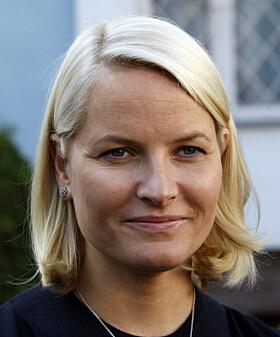 <strong>2008:</strong> Mette-Marit ser ikke ut til å ha blitt mye eldre de siste ti årene. Foto: NTB Scanpix