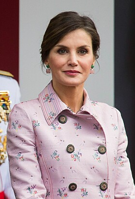 <strong>NÅ:</strong> Den britiske legen tror Letizia har gjort mindre kosmetiske behandlinger. Foto: NTB Scanpix