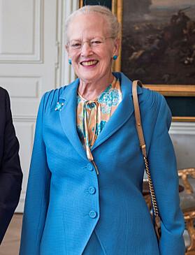 <strong>NÅ:</strong> Den danske dronningen eldes med stil, mener den britiske legen. Foto: NTB Scanpix