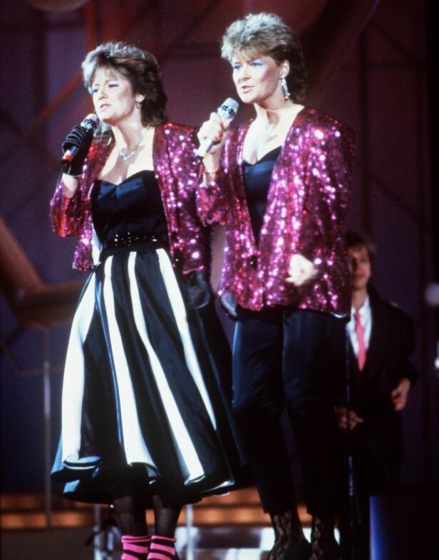 MASSIVT: Elisabeth Andreassen har hatt en lang og innholdsrik karriere. Spesielt godt er det nok mange som husker Eurovision-seieren i 1985 sammen med Hanne Krogh. Foto: NTB scanpix
