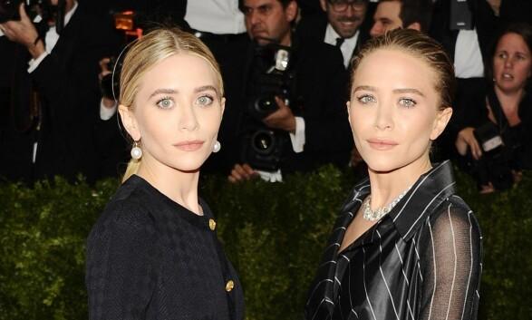 <strong>KJENTE FJES:</strong> Mary-Kate og Ashely Olsen er et av verdens mest kjente tvillingpar. Foto: NTB Scanpix