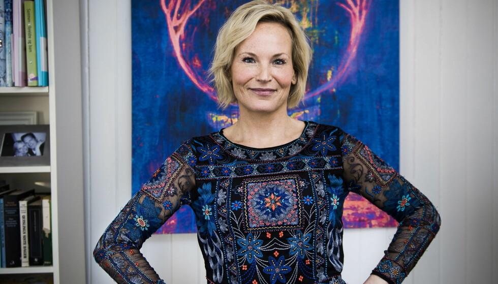 <strong>ÅPEN:</strong> Realitydeltaker og Lotto-programleder Ingeborg Myhre forteller i egen podkast at hun og ektemannen har gått fra hverandre. Her er hun fotografert i en annen anledning. Foto: Lars Eivind Bones / Dagbladet