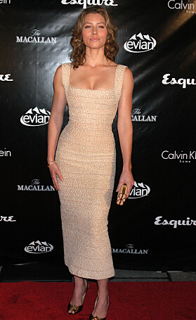 2005: Året etter ble hun kåret til verdens mest sexy kvinne i Esquire Magazine's kåring. Foto: NTB Scanpix