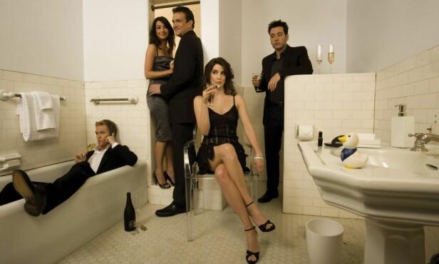 SUKSESS: Cobie er blant annet kjent fra serien «How I Met Your Mother». Foto: NTB Scanpix