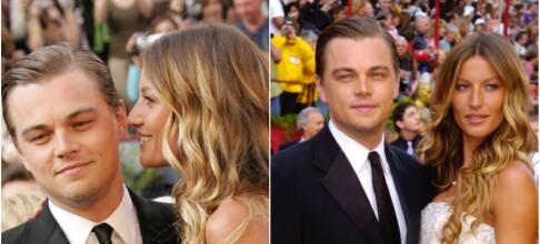 Derfor ble det slutt mellom Gisele og Leonardo DiCaprio