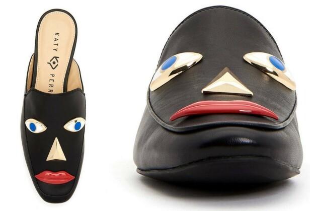 <strong>TRUKKET:</strong> Denne skoen fikk flere «blackface»-anklager, og er nå trukket fra markedet. Foto: Produsenten