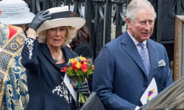 AVSLØRINGER: I fjor ble det utgitt en bok om prins Charles. Boken inneholdt drøye påstander om prinsen og hertuginnens eksravagante livsstil, og hevdet at Camilla hadde svært lett for å tilpasse seg kongelige luksusvaner. Foto: NTB Scanpix.