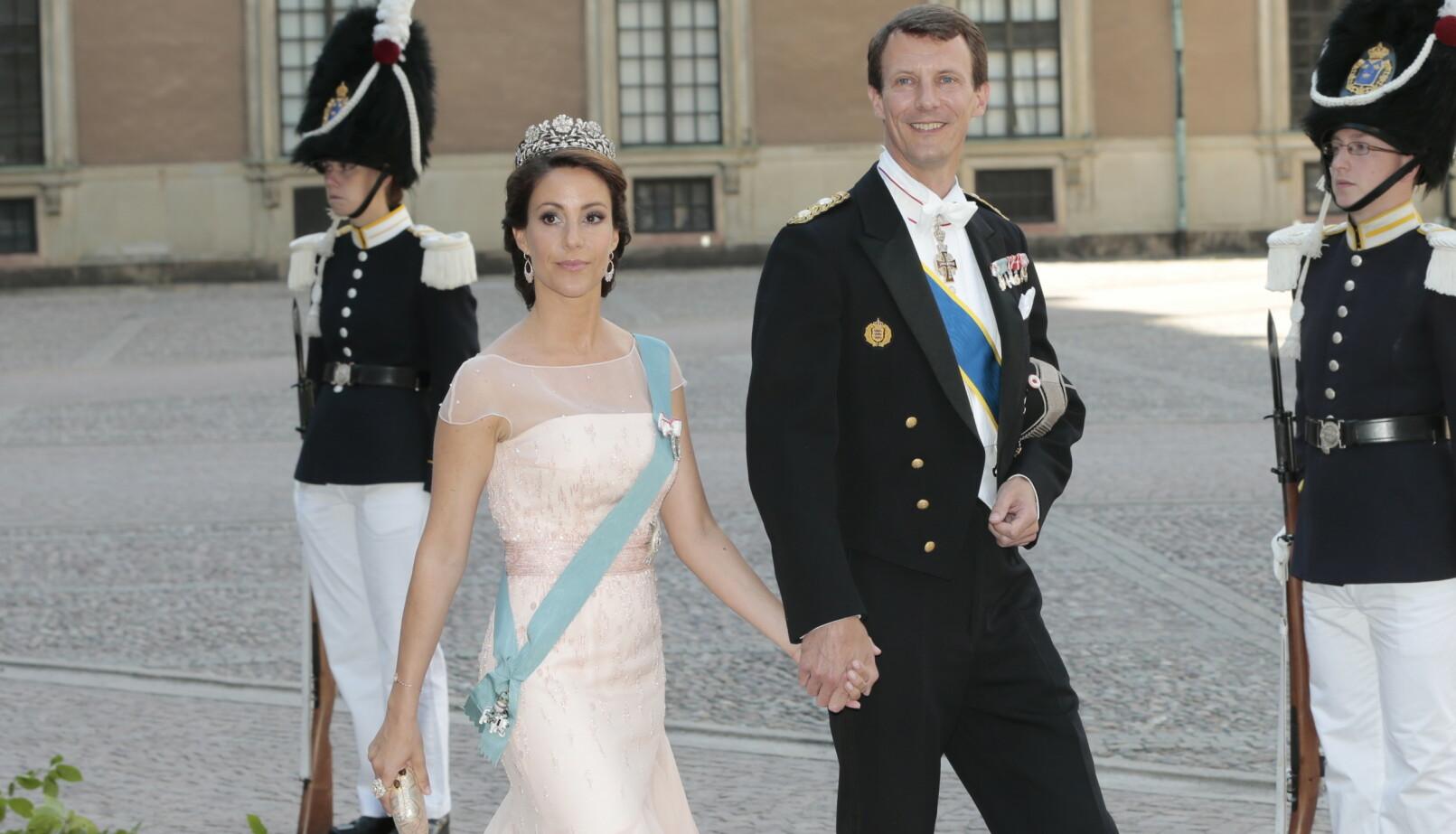PÅ BEDRINGENS VEI: Prins Joachim er på bedringens vei. Foto: NTB Scanpix