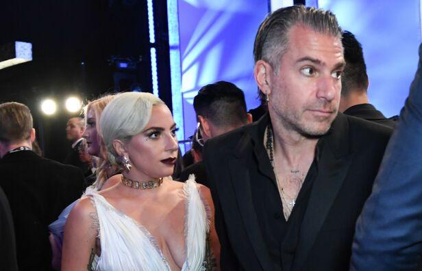 TRØBBEL I PARADIS?: Forrige uke dukket det opp påstander om at Lady Gaga og forloveden, Christian Carino, har brutt forlovelsen. Det har derimot ikke blitt bekreftet. Foto: NTB Scanpix