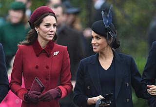 Derfor var ikke Kate på Meghans babyshower
