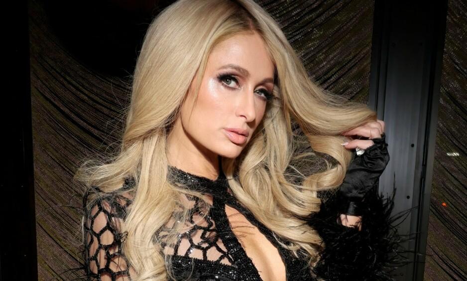 FLØRT: Paris Hilton kobles til en ny mann, tre måneder etter at forlovelsen til Chris Zylka ble brutt. Foto: NTB Scanpix