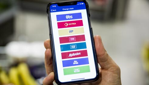 SPESIALTILPASSET: I appen finner du en helt ny måte å tenke kundeavis på. De tilbudene du får der, er ikke de samme som naboen din får, men er basert på hva du faktisk kjøper.