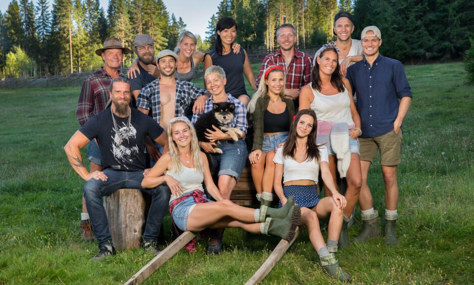 SØKER DELTAKERE: Har du en drøm om å være med på «Farmen»? Nå har du sjansen! Foto: Espen Solli / TV 2