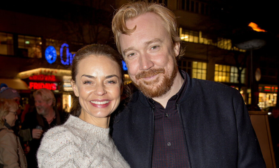 BLIR FORELDRE SAMMEN: Agnes Kittelsen og ektemannen Lars Winnerbäck venter sitt første felles barn. Foto: Tore Skaar/ Se og Hør