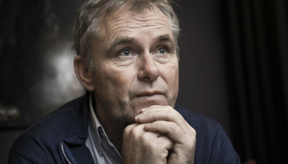VETERAN: Programleder Dag Erik Pedersen har fulgt over 100 pensjonerte idrettshelter gjennom «Mesternes mester». Nå deler han de største opp- og nedturene. Foto: Lars Eivind Bones / Dagbladet