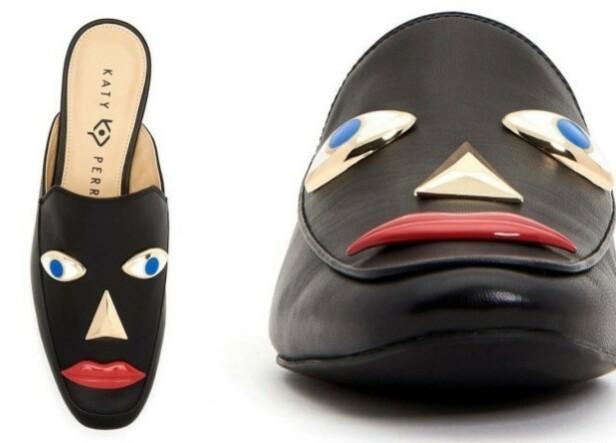 TRUKKET: Denne skoen fikk flere «blackface»-anklager, og er nå trukket fra markedet. Foto: Produsenten