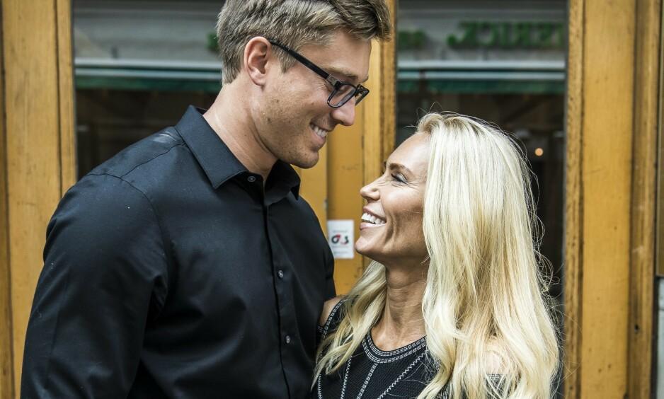 FORLOVET: Anna Anka og David Johansson skal gifte seg. Foto: YRMO CAROLINA / Aftonbladet / IBL Bildebyrå / NTB Scanpix
