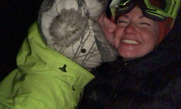 SKUTT GULLFUGLEN: Kjetil Nørstebø har fått ny kjæreste. Det tok ikke lang tid før de to ble samboere. Foto: Privat