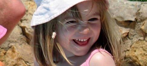 Blåser nytt liv i Madeleine McCann-forsvinningen