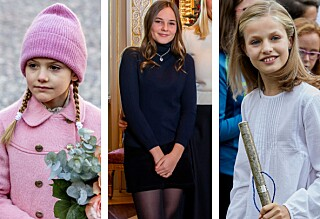 Slik er Europas unge tronarvinger helt privat
