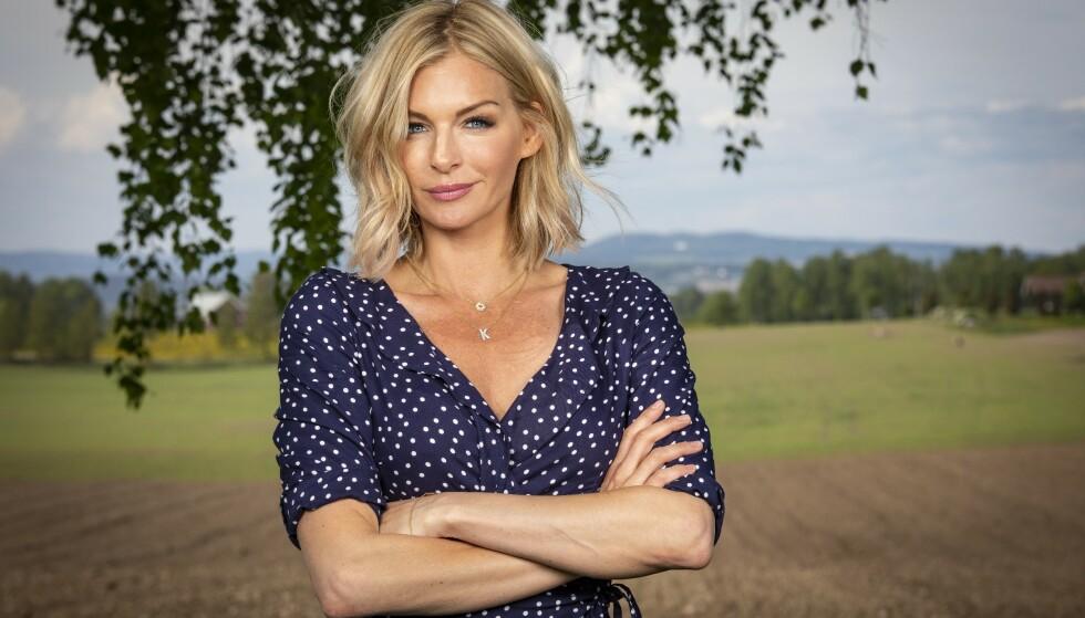 <strong>LIVREDD:</strong> Kathrine Sørland fryktet hennes siste time var kommet da hun ble ranet i Paris, under en TV-innspilling i 2005. Foto: Tor Lindseth / Se og Hør