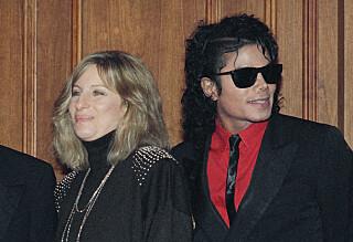 Barbra Streisand beklager sjokkuttalelser