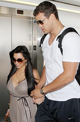 VAR EKTE: Kris Humphries har sett seg lei på at andre omtaler ekteskapet til Kim Kardashian som en bløff. Foto: NTB scanpix
