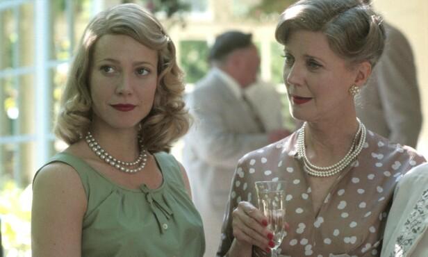STJERNEDUO: I 2003 spilte Gwyneth og Blythe mor og datter i dramaet «Sylvia». Foto: NTB Scanpix