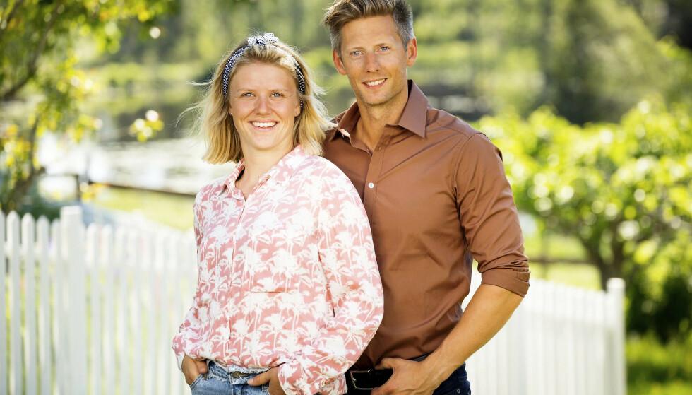 TAR OVER: Årets vinner av «Farmen Kjendis» Tiril Sjåstad Christensen (23) tar over programlederrollen i kjendis-versjonen av programmet. Foto: TV 2