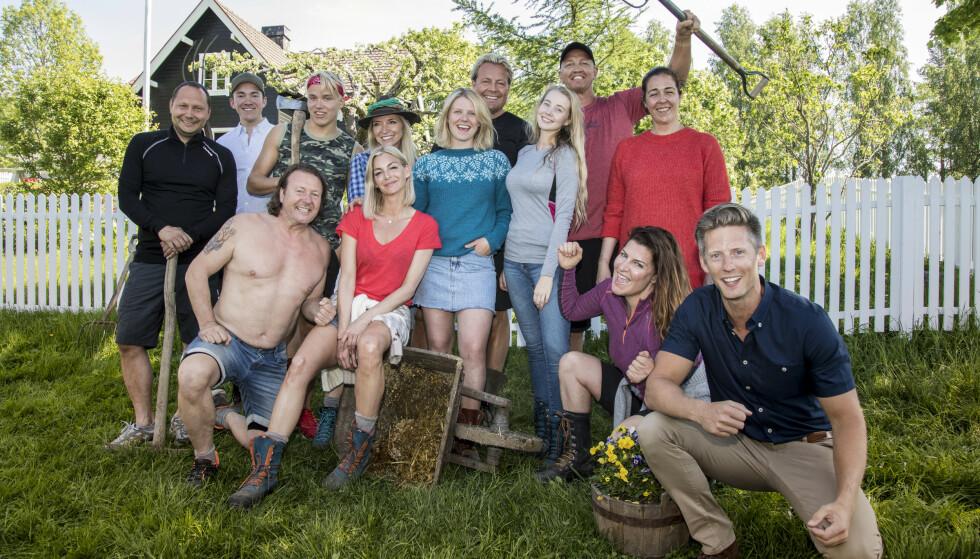 VANT: I år stakk Sjåstad Christensen av med seieren i programmet hun nå tar over som programleder for. Foto: NTB Scanpix