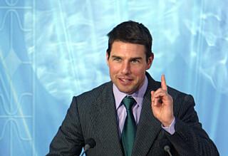 Hemmelige detaljer rundt Tom Cruise i scientologikirken