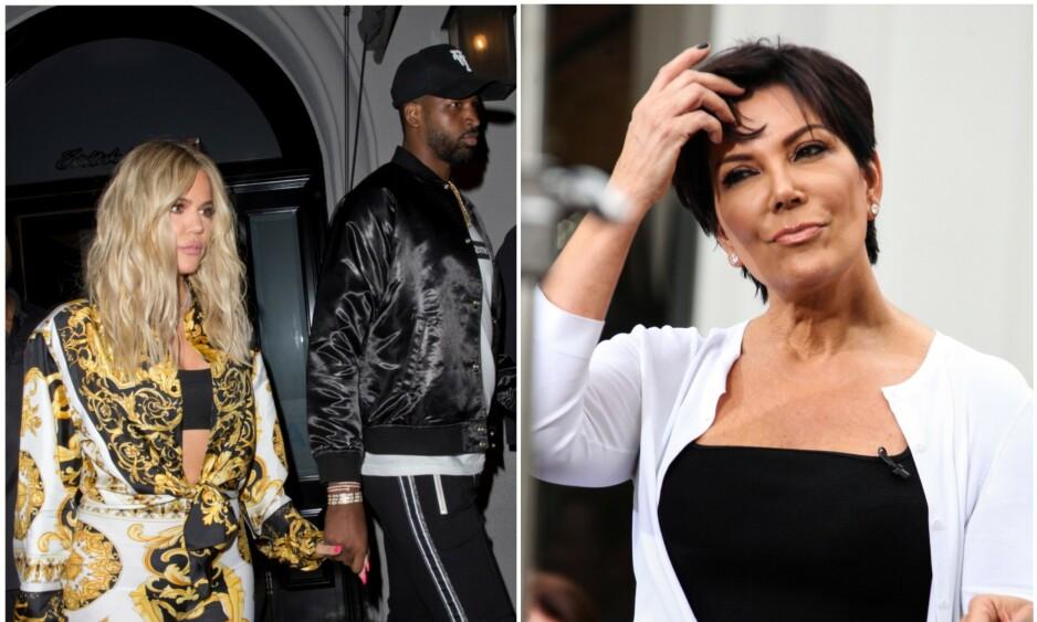 FAMILIEDRAMA: Nå forteller Kris Jenner hvordan hun takler dramaet rundt datteren og svigersønnen. Foto: NTB Scanpix