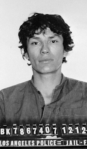 DREPTE OG VOLDTOK: Richard Ramiez ble funnet skyldig i 13 drap, fem drapsforsøk, elleve voldtekter og 14 innbrudd. Foto: NTB Scanpix