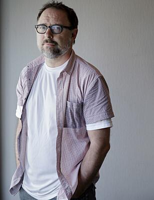 PEKER PÅ KJENDISFAKTOREN: Samlivsekspert og professor i psykologi ved Høgskolen på Vestlandet, Frode Thuen. Foto: Samfoto / NTB Scanpix
