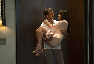 «Fifty Shades»-stjernen ble pappa for tredje gang