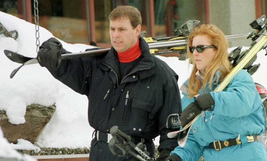<strong>SAMMEN IGJEN?:</strong> Sarah Ferguson og Prins Andrew skilte seg i 1996, men har bevart vennskapet. Nå spekuleres det om de har funnet tilbake til hverandre som par. Foto: NTB Scanpix