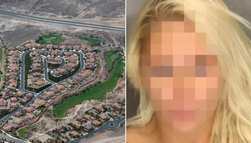 MISTENKT: En 25 år gammel modell er arrestert, mistenkt for drapet på en 71 år gammel psykiater som ble funnet i bagasjerommet på en forlatt bil. Foto: NTB Scanpix / San Joaquin Sherrif's Office