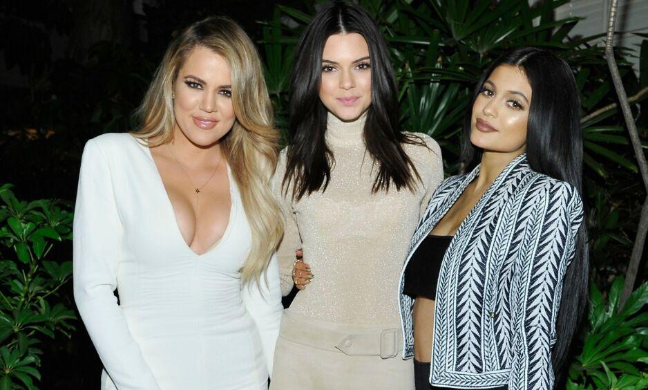 SUKSESSERIE: I disse dager går sesong 16 av «Keeping Up With The Kardashians» på tv. Nå føler Kylie Jenner seg ferdig. Foto: NTB Scanpix