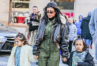 Datteren (6) vekker reaksjoner med Gucci-sko på skolen