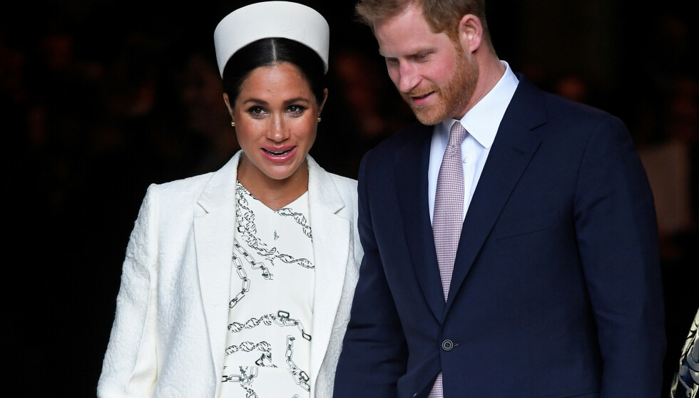 <strong>SNART FORELDRE:</strong> Hertuginne Meghan og prins Harry kommer ikke bare til å ha bleieskift og våkenetter å tenke på når de får sin førstefødte i løpet av kort tid. Foto: NTB scanpix