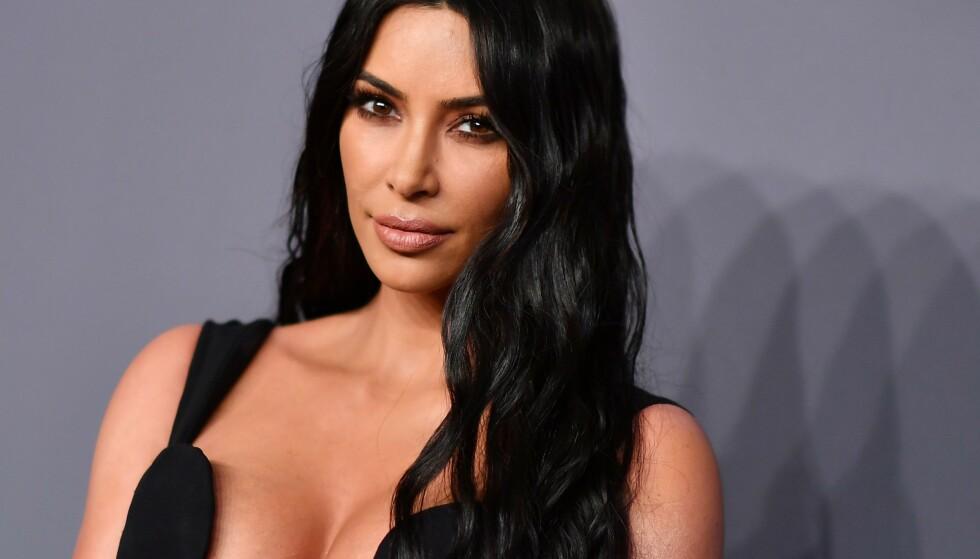 VIL BLI ADVOKAT: Etter at det ble kjent at Kim Kardashian West har bestemt seg for å følge drømmen om å bli advokat, har det kommet mange reaksjoner. Foto: NTB Scanpix