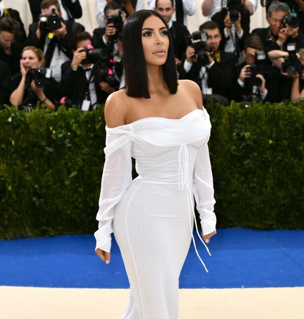 SETTER SEG NYE MÅL: Realitystjernen og forretningskvinnen Kim Kardashian (38) vil nå bli advokat. Foto: NTB Scanpix
