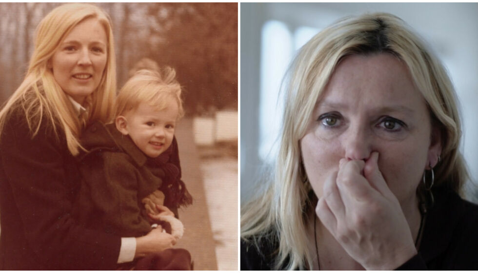 HJERTESKJÆRENDE: For 45 år siden ble diplomatfruen Anni Nielsen Iranzo (t.v.) funnet brutalt drept i sitt hjem på beste vestkant i Oslo. Maria Iranzo Nielsen var bare fire år gammel, og jakter nå på sannheten om hva som egentlig skjedde. Foto: Privat / Dplay