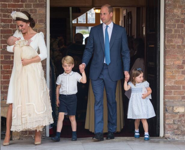 <strong>HISTORISKE:</strong> Den nye generasjonen med kongelige briter får mer spillerom enn deres forfedre. Barna til hertugparet av Cambridge kan blant annet gifte seg med katolikker, noe som hadde vært helt uhørt for bare få år siden. Foto: NTB scanpix