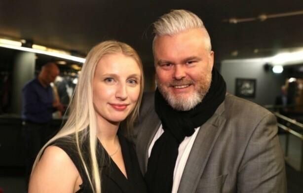 23 ÅRS ALDERSFORSKJELL: 47 år gamle Rein Alexander har nylig forlovet seg med Marie Bjaaland Aadalen (24). Foto: Andreas Fadum / Se og Hør