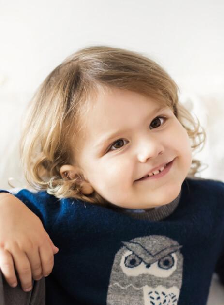 <strong>BURSDAGSBARN:</strong> I dag, 19. april, fyller prins Alexander tre år. Foto: Josefine Persson / Det svenske kongehuset
