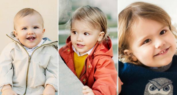 <strong>SJARMØR:</strong> Prins Alexander sjarmerer alltid på de offisielle bursdagsbildene. Foto: Erika Gerdemark, det svenske kongehuset / Josefine Persson, det svenske kongehuset