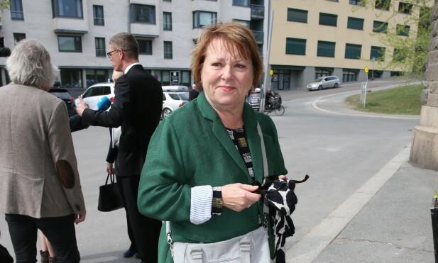 <strong>TIL STEDE:</strong> Musiker Kari Svendsen sier hun ble kjent med Skolmen sent på 1970-tallet, og minnes han som en mann med masser av livsglede. Foto: Andreas Fadum