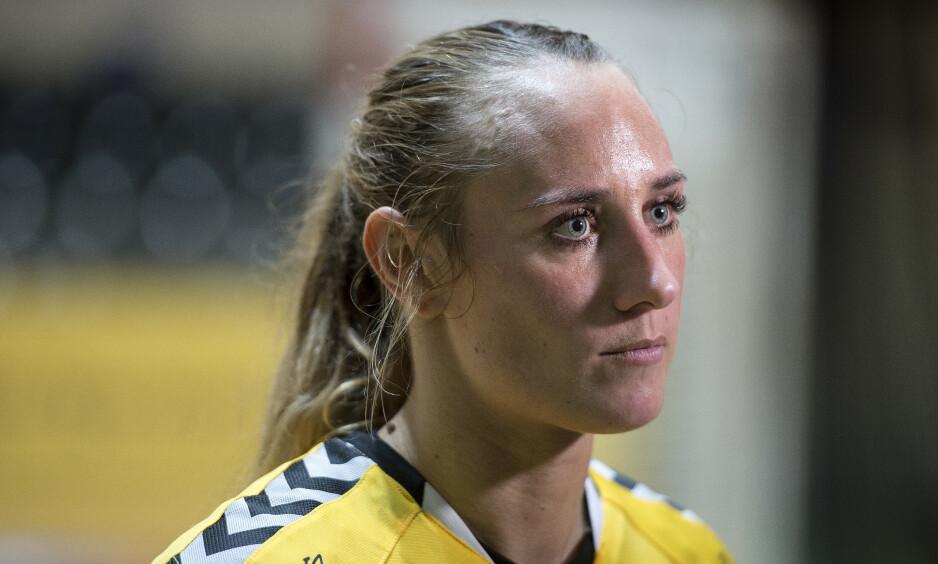 <strong>I SORG:</strong> Håndballstjerna Camilla Herrem mistet faren Carl Otto Herrem i februar, nå forteller hun om sorgen. Foto: NTB scanpix